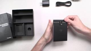 Official BlackBerry Passport Unboxing Video