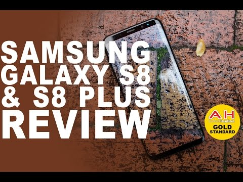 Galaxy S8 and S8+ Review - 1 Month Later!