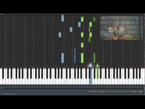 Fairy Tail Ending 4 - Kimi ga Iru Kara (Synthesia)