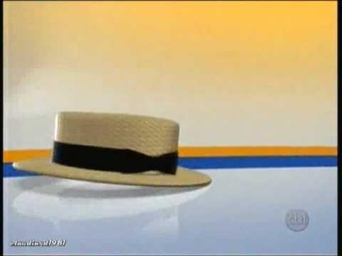 Pra Quem Você Tira O Chapéu? | Vinheta do Programa Raul Gil | SBT 2010