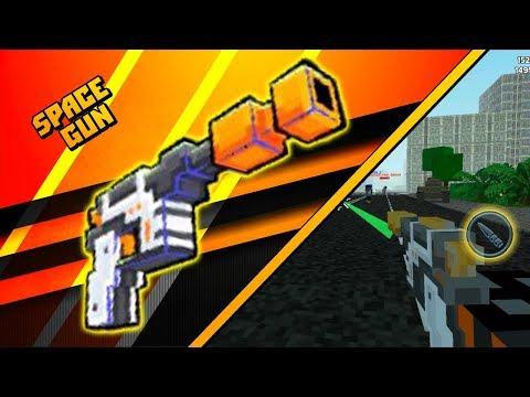 Block City Wars - Space Gun [Review]