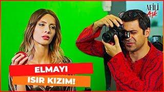 Erkut Şirketin Fotoğrafçısı Oldu! - Afili Aşk 21. Bölüm