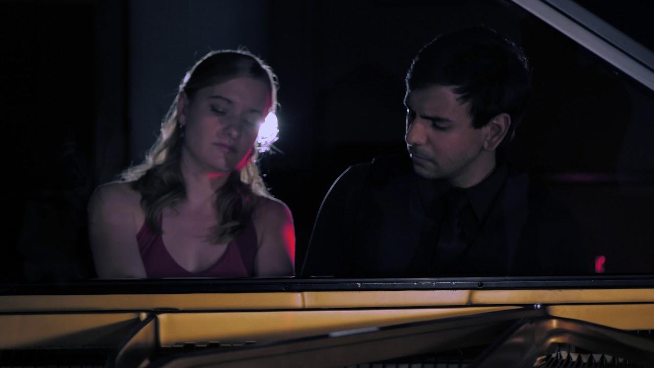 Libertango - A. Piazzolla - Vieness Piano Duo