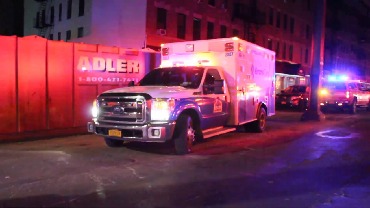911 Emergency Services — New York's Citywide Ambulance