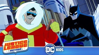 Justice League Action  Eezy Freezy  DC Kids