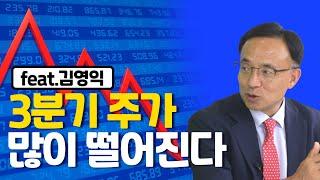 단기 조정기에 사서 내년 폭등장 누려라/ #김영익 서강대 겸임교수 인터뷰