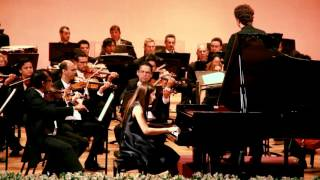 Daniela Liebman with Jalisco Philharmonic  Chopin Concerto no 2   2 Larghetto