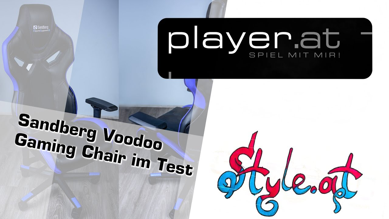 Sandberg Voodoo Gaming Chair Im Test