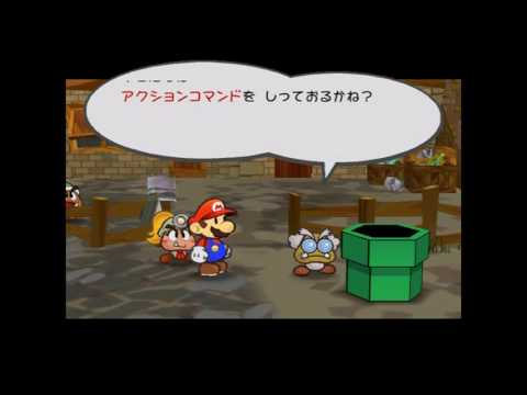 (TAS) Paper Mario: The Thousand-Year Door in 2:16:52.63