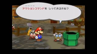 (TAS) Paper Mario: The Thousand-Year Door in 2:16:52.63