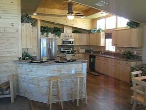 Village Homes Athens Rustic Cabin With Porch Youtube