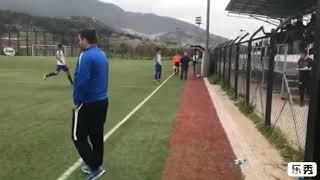 Video 231 | Müthiş bir gol 💪 90'daki örümcek ağları temizlenmiş😎