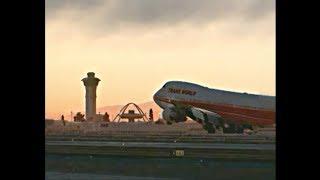 X-Plane 11 Plane Spotting: Retro LAX