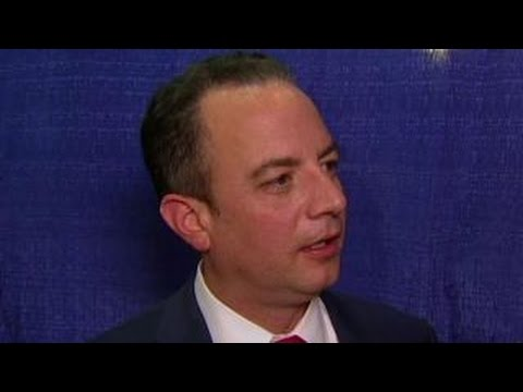 Reince Priebus: A great night for Donald Trump