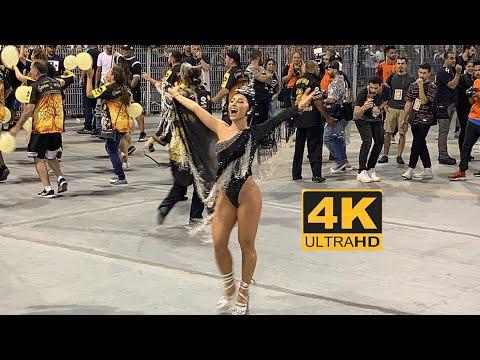 Sabrina Sato - Gaviões Da Fiel 2020 - Ensaio Técnico 19/01/20 - 4K