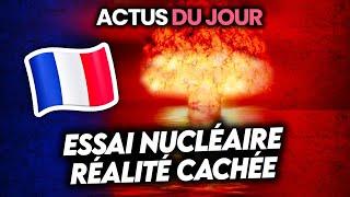 Révélations sur l'arme nucléaire en France, mariage forcé, Meghan Markle et la reine… Actus du jour
