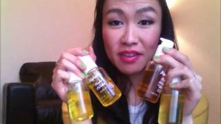 Melvita BEAUTY OILS review - for face & body - Argan, Borage, Perilla & Wheat Germ OIL Thumbnail