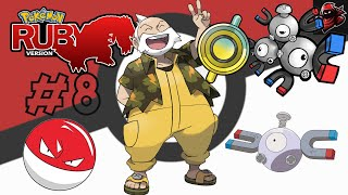 Pokémon Ruby #8: tercera medalla VS Erico