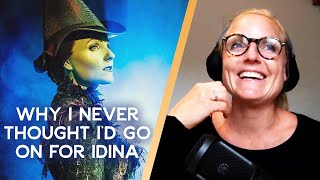 Why Kerry Ellis thought she'd never go on as Elphaba in Idina's place