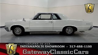 1964 Pontiac GTO - Gateway Classic Cars Indianapolis - #266 NDY