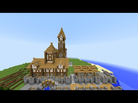 Minecraft Medieval project και 3000 SUB