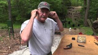Smith & Wesson Model 547  9mm Revolver