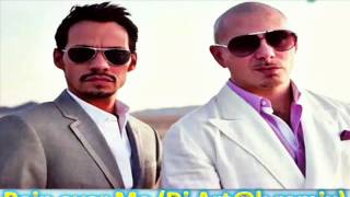 Pitbull feat Marc Anthony - Rain over Me (Dj Art@k remix)