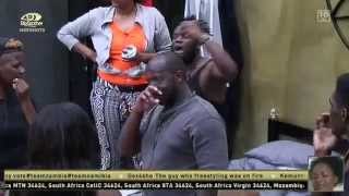 Big Brother Hotshots - House fight
