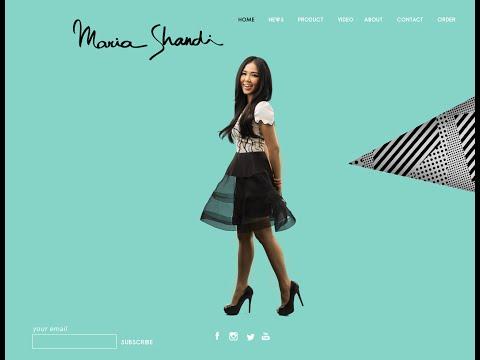 Maria Shandi Official Website