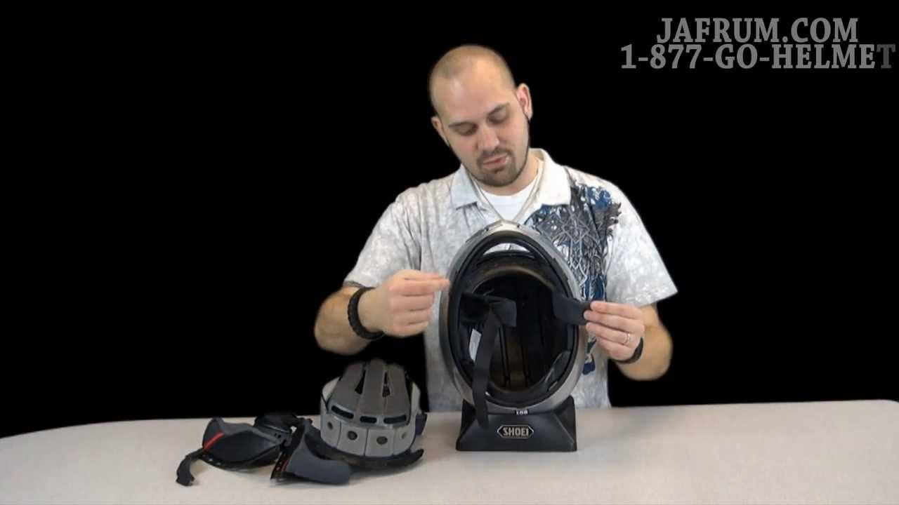 Shoei Gt Air >> Shoei GT-Air Helmet Review - Jafrum.com - YouTube