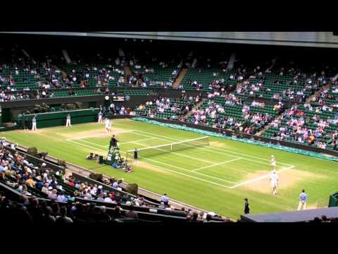 wimbledon 2012  mixed doubles final pt2
