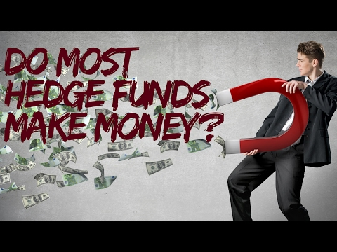 The Business of Running a Hedge Fund: Do most Hedge Funds Make Money?
