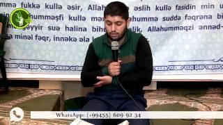 Hacı Rahib Ramazan 9-cı gün Quran tilavəti (9-cı cuz)