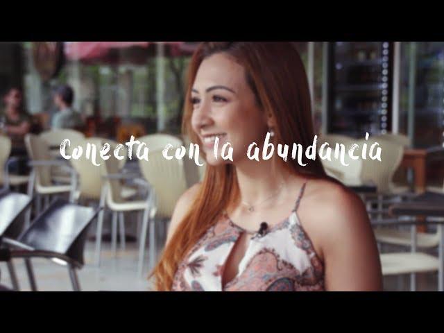 ¿Cómo conectar con la abundancia? Entrevista a Maria Elena Badillo