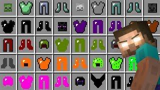 Minecraft Mod - Herobrine ve Yaratık Setleri