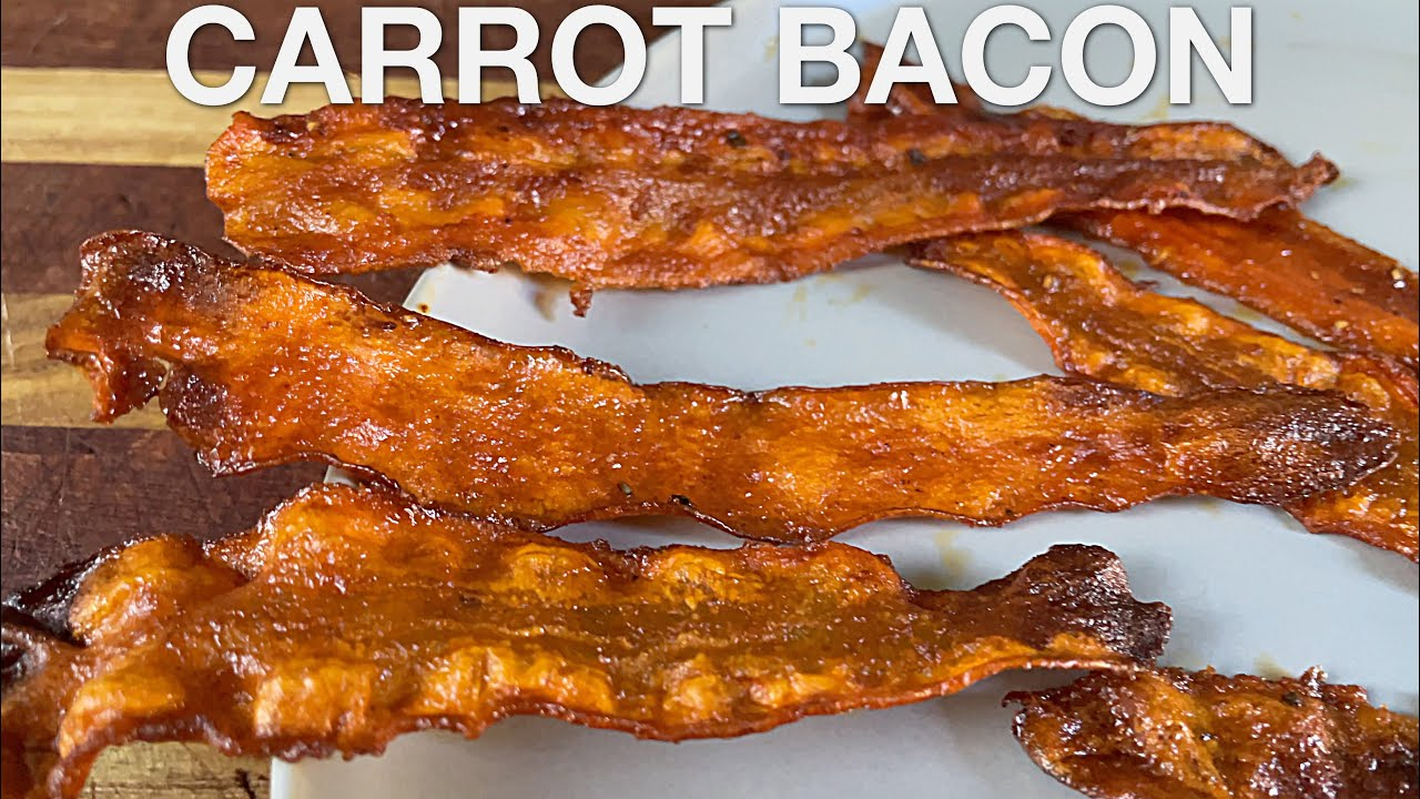 Carrot Bacon - You Suck at Cooking (episode 129)