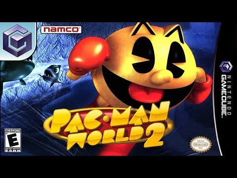Longplay Of Pac-Man World 2