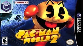 Longplay of Pac-Man World 2