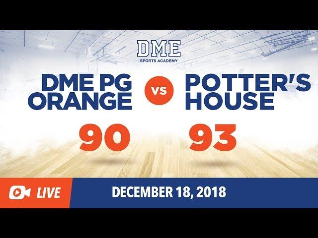 DME PG Orange vs Potter's House