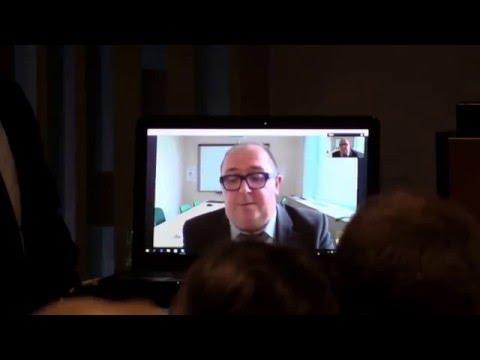 Eric Liégeois, EU Commission DG GROW - Latest development of EU Fertilizers legislation