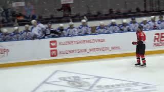 Кузнецкие Медведи - Динамо Алтай