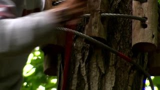 Treetop Trekking Advanced Course