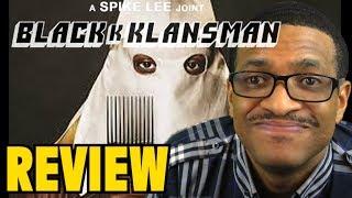 BLACKkKLANSMAN MOVIE REVIEW