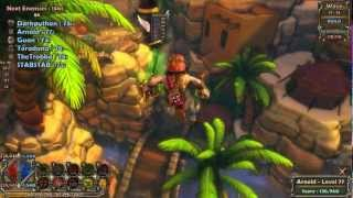 Dungeon Defenders Live Stream 04/21/12 -  VOD #3
