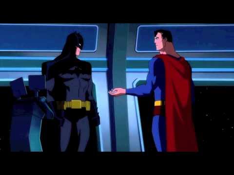 """[FANDUB] Justice League Doom: """"Batman Quits"""""""