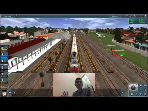 Cara & Tips Hunting Kereta Api di Trainz Simulator