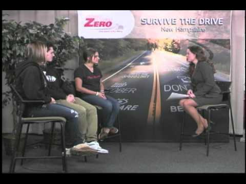 New Hampshire Driving Toward Zero: Focus on Teenage Drivers