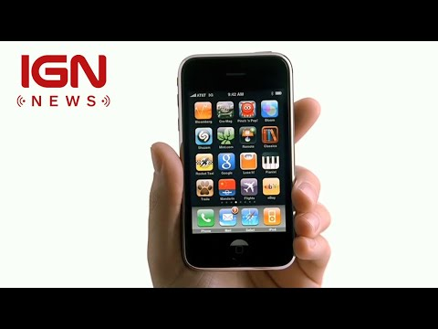The Apple App Store Turns 10 - IGN News