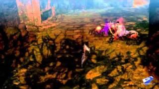 Dungeon Siege III Katarina Character Reveal Trailer