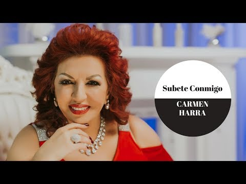 Carmen Harra - Subete Conmigo (Official Video - 4K)